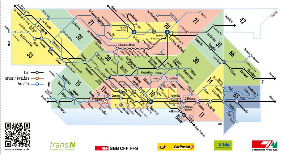 plan transports