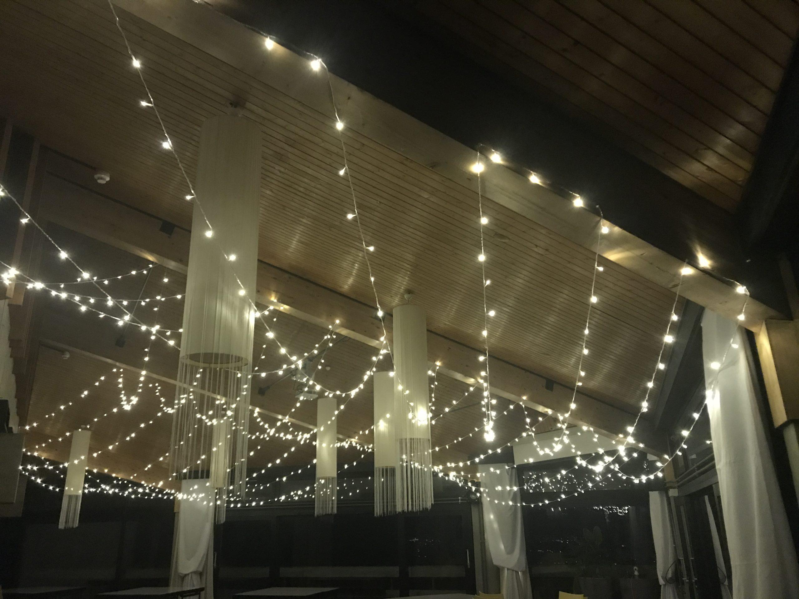 ciel étoilé LED